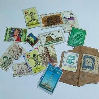 [1023] Envelope Cutout Lot