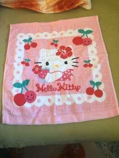 Hello Kitty 細毛巾