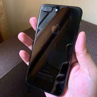 iPhone 7plus 128Gb Jetblack Globelocked