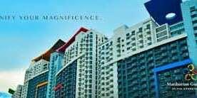 2.5% Down Payment -Free appliances with -5% PROMO DISCOUNT AT MANHATTAN GARDEN CITY 30 SQM STUDIO TYPE WITH BALCONY RENT TO OWN CONDOMINUM Near UP Diliman, Pasig, Eastwood, Quezon City, Manila, Mandaluyong,Araneta Center, Alimall, P.Tuazon,