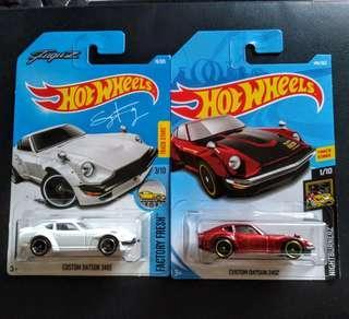Hotwheels Custom Datsun