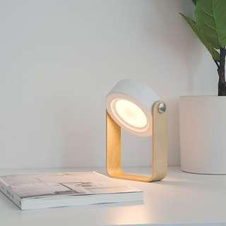 667. Minimalist Collapsible Bedside Lamp (2 colours)