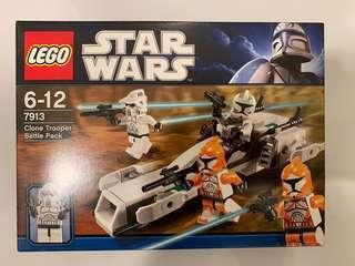Lego Star Wars 7913 Clone Trooper Battle Pack