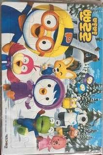 Pororo puzzles 2set