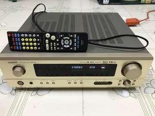 擴音機 5.1 Dolby DTS AVR-1604