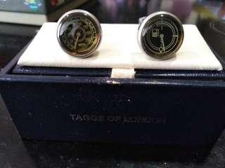 Cuff Links Taggs of London