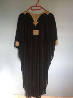 Kaftan style dress