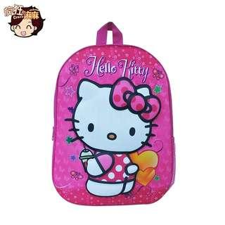 2D Hello Kitty Backpack