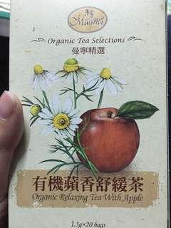 曼寧精選_有機蘋香舒緩茶