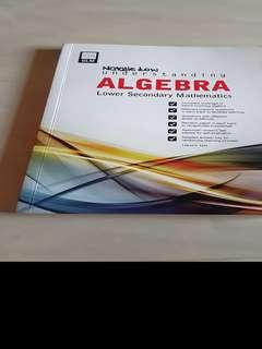 Lower Secondary Algebra Mathematics Assessment Book