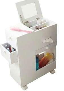 Mini portable Dressing table