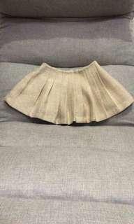 Glitter Gold dust skirt