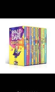 [PO] Roald Dahl Collection