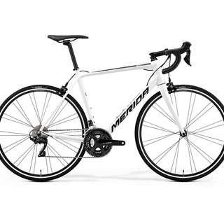 Merida 2019 Scultura 400 White Black (Rim Brake)