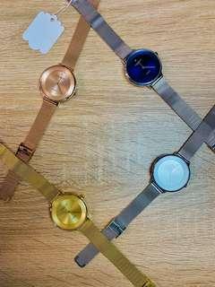 全新美國品牌Stuhrling 589 37mm 石英錶
