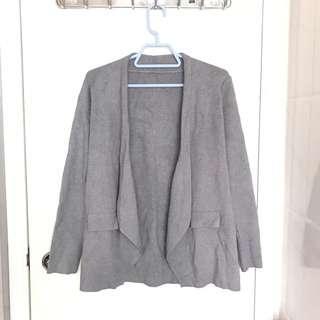秋冬線衫外套 有領外套