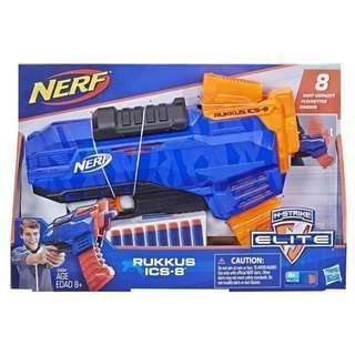 NERF 2654 Elite N-Strike: RUKKUS ICS-8
