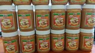 Mushroom Peanut Butter