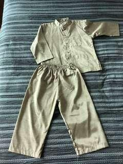 Malay outfit for boy