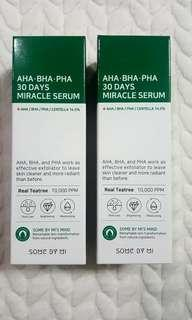 SOME BY MI AHA BHA PHA 30 DAYS MIRACLE SERUM 50ML