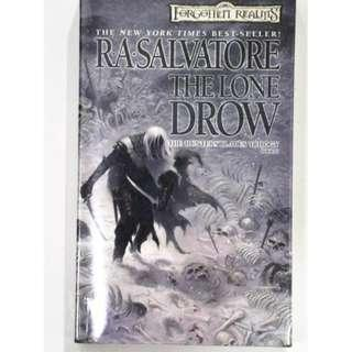 The Lone Drow (Forgotten Realms) by RA Salvatore