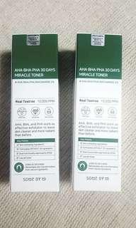 SOME BY MI AHA BHA PHA MIRACLE TONER 150ML