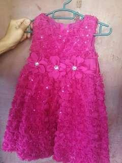 Dress for 2-3 years old