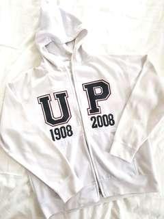 UP centennial hoodie