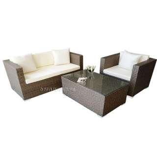 LIMONIUM WEATHERPROOF SOFA SET