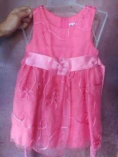 Dress for 1 to 3 years old