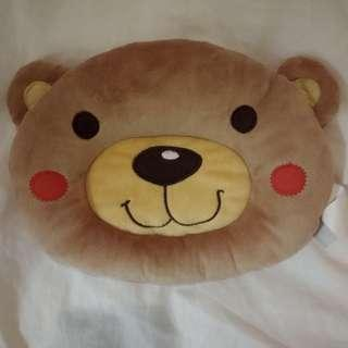 Baby dimple pillow