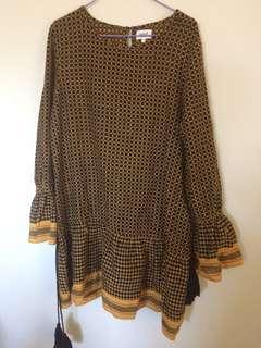 Seed dress tunic