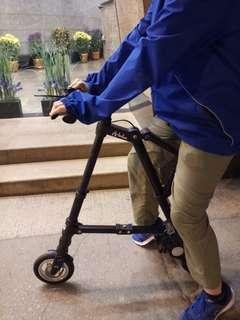 單車 (慳位)
