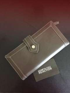 Kenneth Cole Reaction ladies leather wallet