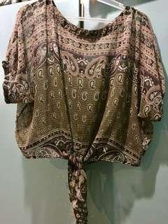 Kamiseta printed blouse
