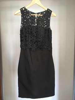 *Discounted* BN H&M Lace Black Dress