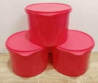 Tupperware 2.4L Air Tight Container