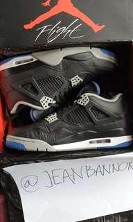 Air Jordan 4 Retro - Alternate Motorsport