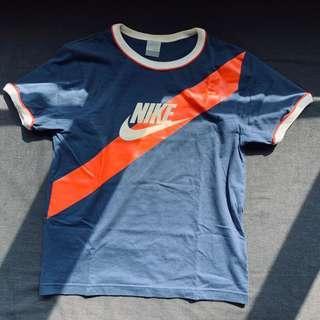 🚚 Nike 古著老T-shirt 男款M