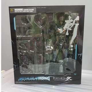 (MIB) Revengeance Raiden - Play Arts Kai Metal Gear Rising