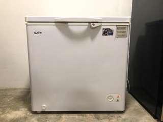 Kuche chest freezer