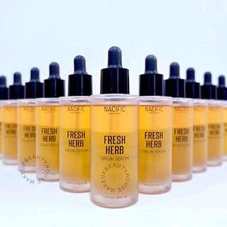 NACIFIC Fresh Herb Origin Serum #Jan25