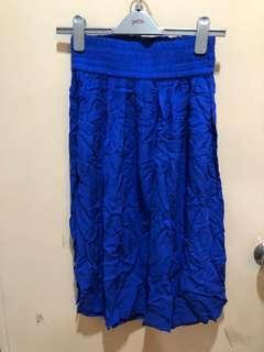 Forever 21 High Waist Midi Skirt