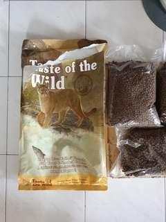 [SOLD] Cat food - Taste of the Wild feline formula (trout)