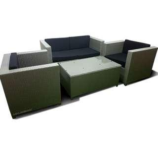 MIDNIGHT SUMMER SOFA SET