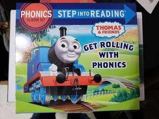 Thomas & Friends Phonics story book set