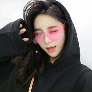 Transparan sunglasses