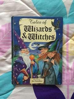 Tales of wizards & witches