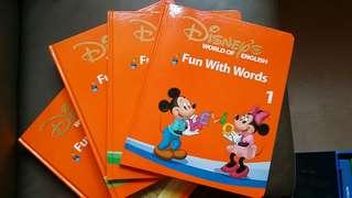 Disney world of English 迪士尼美語世界 Fun with words