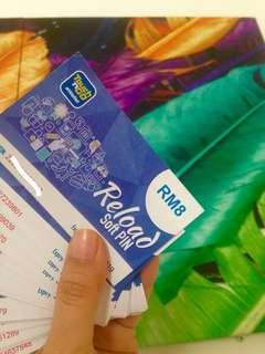 FREE RM8 Touch n Go Ewallet
